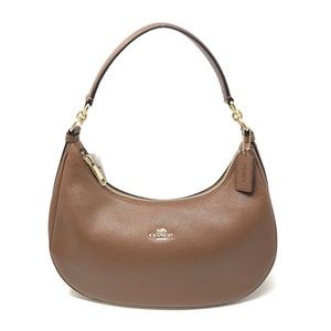 Coach F38250 Harley East West Hobo Saddle Bag